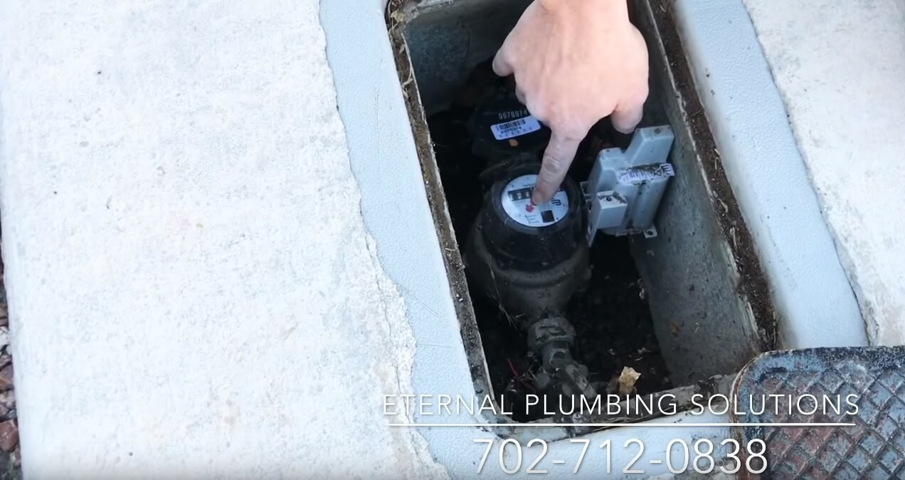 How to shut off the water to your home